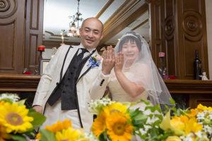 Masaki&Yasuko様