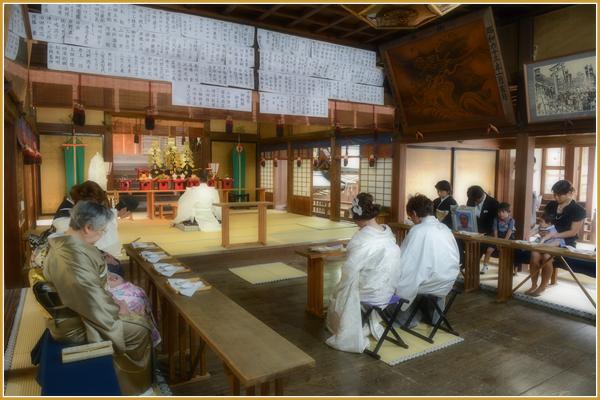 魚吹八幡神社