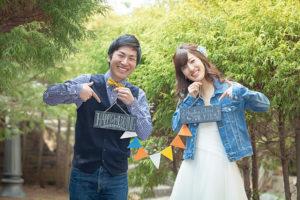 Hayato&Chise様-高校~手柄山-