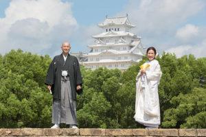 Masashi&Makiko様-姫路神社~サンヴェルジュ-