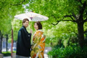 Yuki&Aya様-姫路神社~サンヴェルジュ-