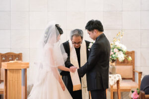 Ren&Yui様-五軒邸教会-